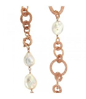 Orologio-Hoops-New-Luxury-Gold-Argento-da-donna-2618LRG02