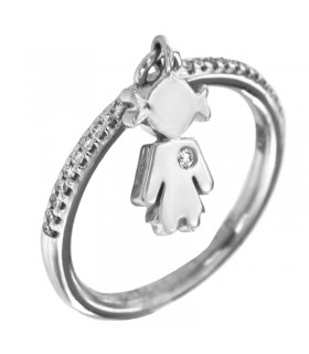 Orologio-Hoops-New-Luxury-Silver-Gold-Diamonds-da-donna-2619LSRG01