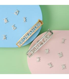 Orecchini Lelune con Perle Coltivate 5,5-6 mm da Donna