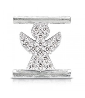Lelune Glamour Divina Bracelet in Black Hematite and Pearls for Women