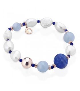 Boccadamo Women's Earrings with Eclipse Moon Pendant