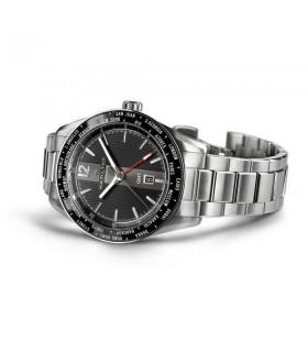 Breil Men's X Large Chronograph 46mm Black Watch