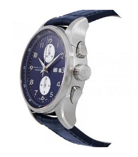 Men's D1 Milano Ultra Thin Bracelet Abisso 38mm Black Watch