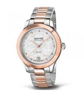Orologio Eberhard Donna - Aiglon Dame Automatico 35mm Madreperla con Diamanti