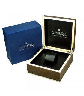 Eberhard Men's Automatic Chrono 4 White 43mm Watch - 0