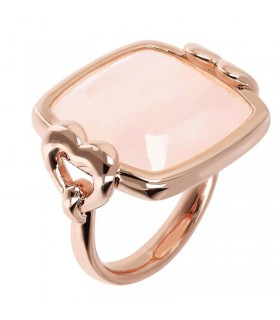 Giorgio Visconti Woman Ring - in White Gold with Natural Diamonds
