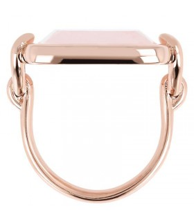 Picca Woman's Ring - in Rose Gold with Natural Diamonds