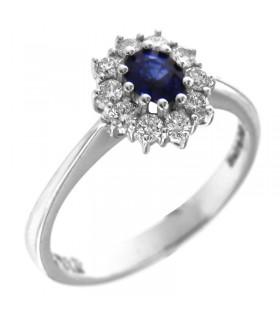 Coscia Pearl's Earrings - Australian South Sea in White Gold with Diamonds