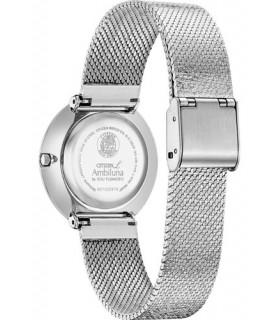 Eberhard Woman's Watch - Aiglon Dame Pink 35mm Automatic