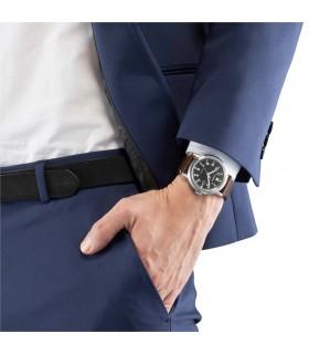 Vagary Man's Watch - G.Matic Aqua Mechanical 40mm Black