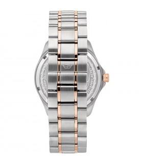Crieri Tennis Bracelet - Classic in Rose Gold with Black Diamonds