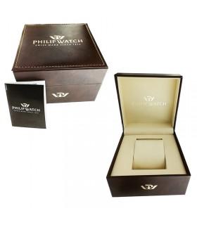 Crieri Veretta Ring - Aeterna in White Gold with Black Diamonds