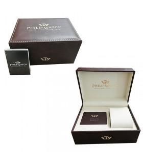 Hoops Woman's Watch - Luxury Day Date Diamonds Gold 33mm Black