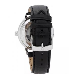 Hoops Woman's Watch - Luxury Day Date Diamonds 33mm Pink