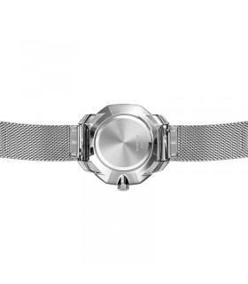 Buonocore Woman's Tennis Bracelet - in White Gold with White Diamonds