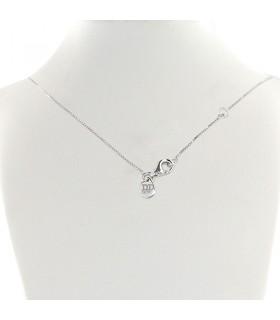 HOOPS CHÉRIE DIAMONDS ELASTIC WHITE WATCH