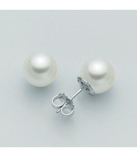 LELUNE CLASSIC PEARLS EARRINGS
