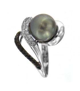 Giorgio Visconti necklace in gold and diamonds for woman