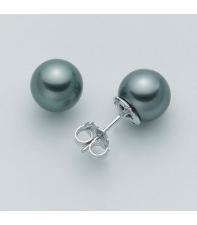 LELUNE GLAMOUR PEARLS EARRINGS