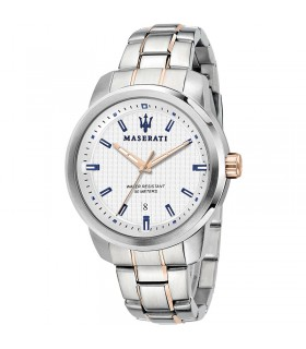 Bering Classic man's multifunction watch