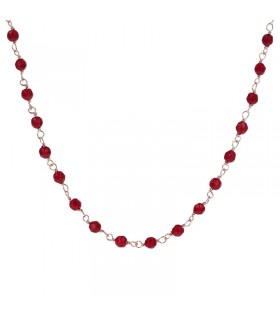 Boccadamo necklace with Swarovski Hearts for Woman
