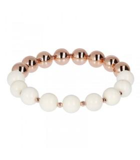 Boccadamo Bracelet with Swarovski Pearls for Woman