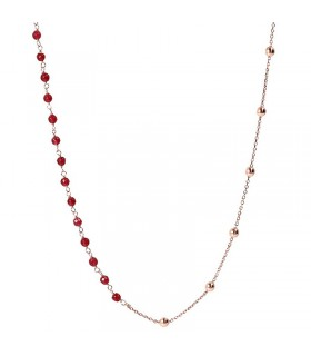Rue Des Mille Choker Pin and Double Pendant for Woman