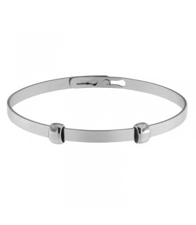Rue Des Mille Woman's Tris Choker with Red Subjects