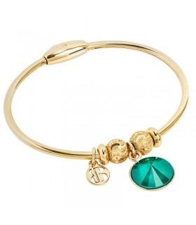 Rue Des Mille Woman's Bracelet with 3 Pendants