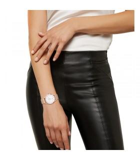 Crieri Unisex Tennis Bracelet with Black Diamonds