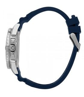 Breil Circuito Man's Silver 36mm Chronograph Watch