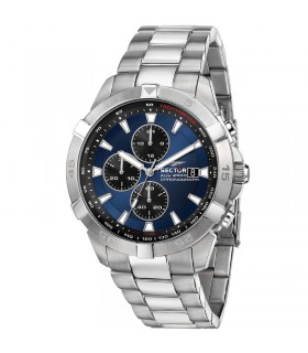 Sector Men's 770 Multifunction Blue 44mm Watch