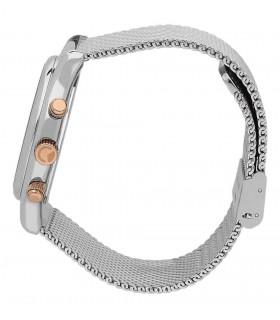 Women's Ops Lux Marble Silver Bracelet
