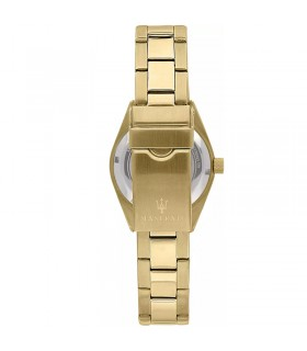 Hoops Women's Nouveau Chérie Elastic Gold Pink Watch