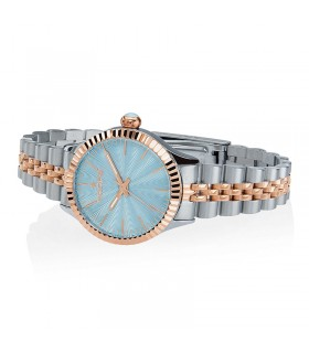 HOOPS WATCH CHÉRIE MIDI BLUE