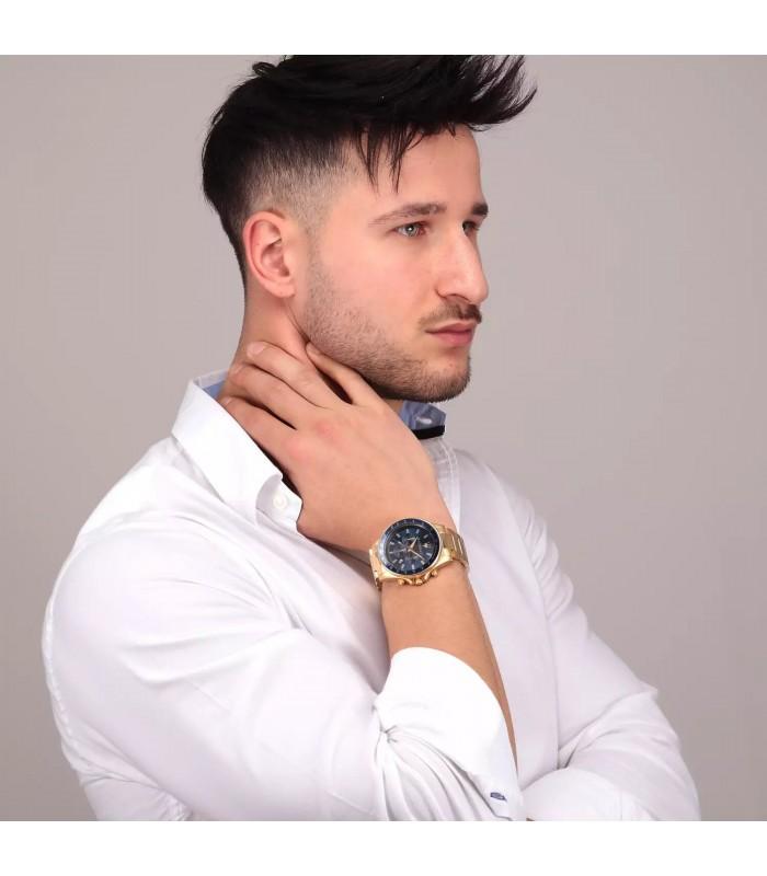 Smile Solar Unisex White 36mm Watch