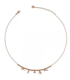 Uno De 50 Lluvia de Estrellas Women's Necklace