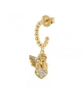 Uno De 50 Women's Mictlan Earrings