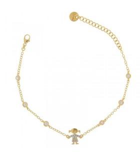 Uno De 50 Woman's Talismàn Bracelet
