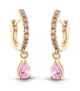 Crieri Victoria Women's Tennis Necklace with Diamonds