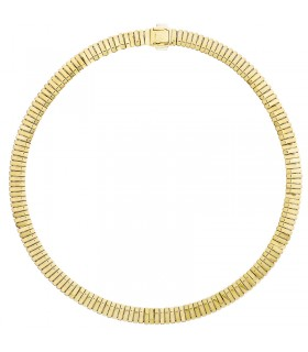 Nimei Bracelet Strand of Akoya Gold 6,5-7 for Women