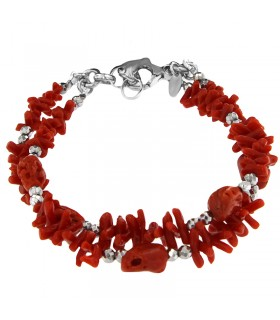 Bronzallure Woman's Purezza Bracelet Oval Chain